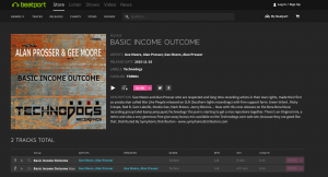 basic income outcome beatport ss